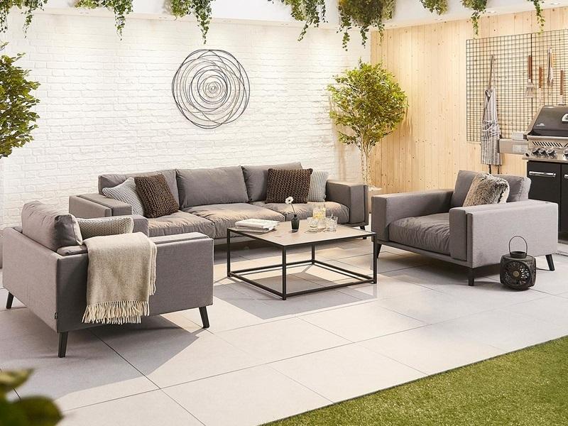 Nova Outdoor Living Infinity, Sofa Set Photos